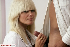 Cum in Rosalyns face is what this woman  - XXX Dessert - Picture 11