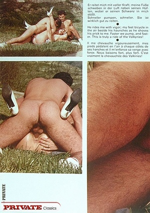 Erotic eighties brought glamour and fies - XXX Dessert - Picture 4