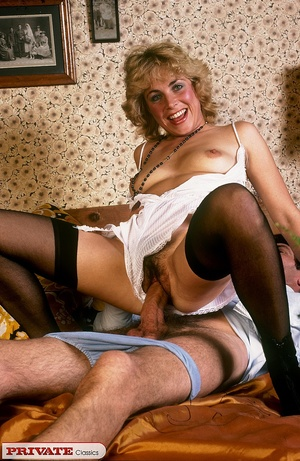Naughty chick with hairy pussy fucking h - XXX Dessert - Picture 5