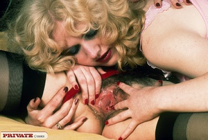 Another retro sex fantasy by Private Cla - XXX Dessert - Picture 11