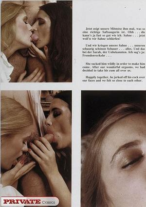 Another retro sex fantasy by Private Cla - XXX Dessert - Picture 6
