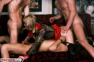 Another retro sex fantasy by Private Cla - XXX Dessert - Picture 5