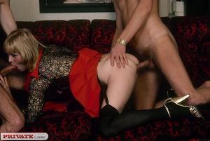 Another retro sex fantasy by Private Cla - XXX Dessert - Picture 11