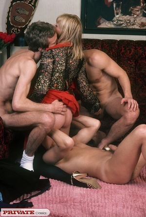 Another retro sex fantasy by Private Cla - XXX Dessert - Picture 13