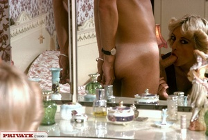 3 chicks from the 70s know how to have f - XXX Dessert - Picture 11