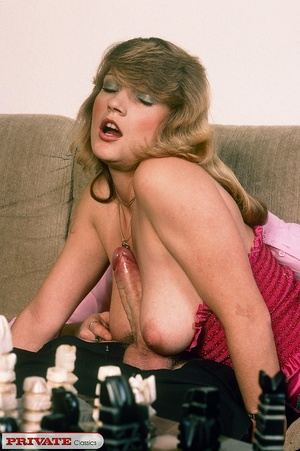 Classic chick changes chess for a good f - XXX Dessert - Picture 7