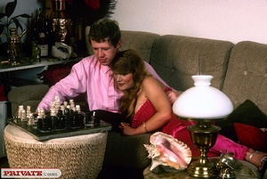 Classic chick changes chess for a good f - XXX Dessert - Picture 15