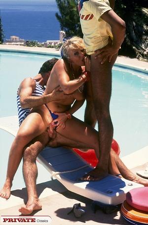 Crazy classic blond having rough sex by  - XXX Dessert - Picture 1