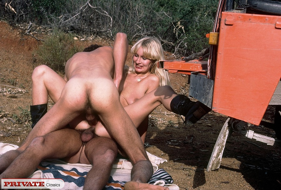 Mature swinger dp