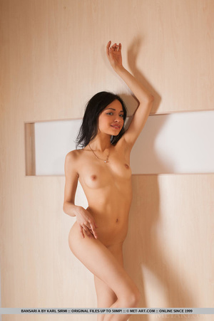 Shy indonesian college girl shows off he - XXX Dessert - Picture 13