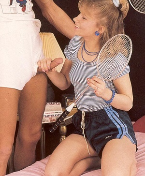 Teenage hairy retro girl fucked hard aft - XXX Dessert - Picture 2
