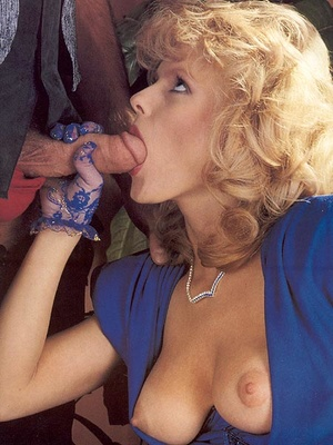 Classy eighties lady in blue stockings e - XXX Dessert - Picture 5
