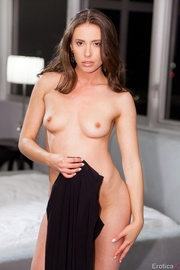 dressy black haired slut