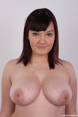 Plump chick with a cute face shows off h - XXX Dessert - Picture 10