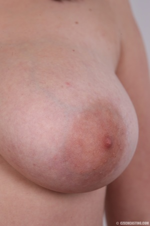 Plump chick with a cute face shows off h - XXX Dessert - Picture 12