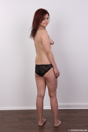 Sexy young sex model with red hair, cute - XXX Dessert - Picture 9