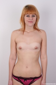 young cute blonde chick