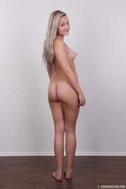 cute young blonde with