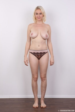 Sweet looking blonde with tempting big t - XXX Dessert - Picture 8