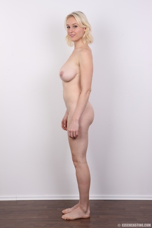 Sweet looking blonde with tempting big t - XXX Dessert - Picture 13