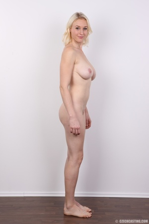 Sweet looking blonde with tempting big t - XXX Dessert - Picture 15