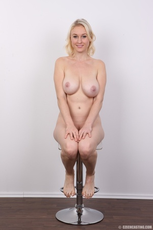 Sweet looking blonde with tempting big t - XXX Dessert - Picture 18