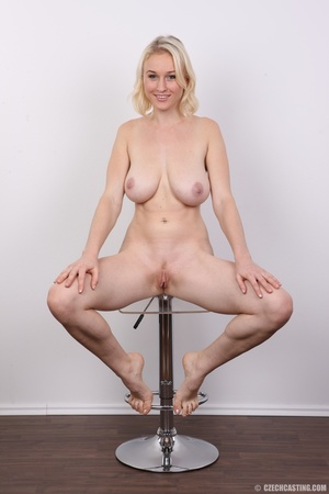 Sweet looking blonde with tempting big t - XXX Dessert - Picture 19