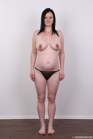 Seductive pregnant mommy with big tits s - XXX Dessert - Picture 3