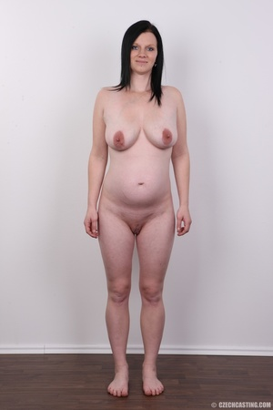 Seductive pregnant mommy with big tits s - XXX Dessert - Picture 9