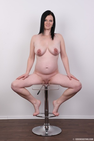Seductive pregnant mommy with big tits s - XXX Dessert - Picture 14