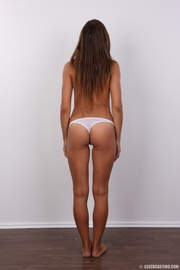 chocolate tan young beauty