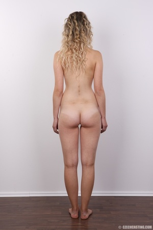 Shy blonde teen teases as she shows hot  - XXX Dessert - Picture 22