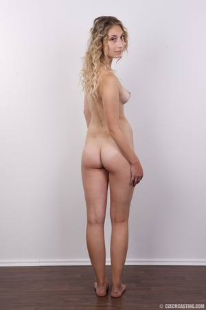 Shy blonde teen teases as she shows hot  - XXX Dessert - Picture 23