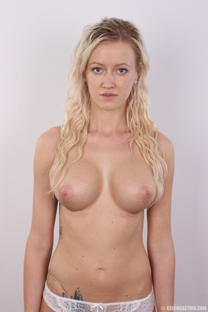Delicious looking blonde shows off big p - XXX Dessert - Picture 14