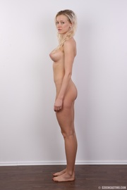 delicious looking blonde shows