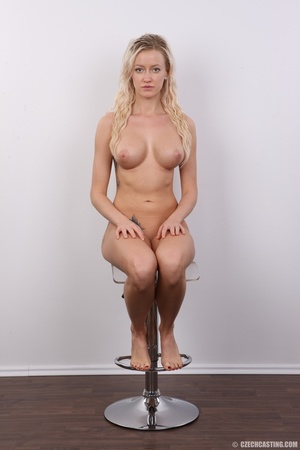 Delicious looking blonde shows off big p - XXX Dessert - Picture 24