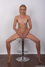 pleasure giving blonde lady