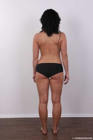 Tanned hot wild fire chick shows bouncy  - XXX Dessert - Picture 10