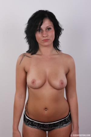 Tanned hot wild fire chick shows bouncy  - XXX Dessert - Picture 11
