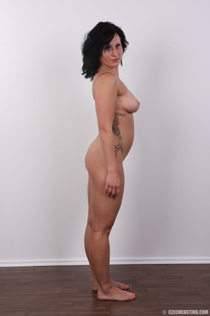 Tanned hot wild fire chick shows bouncy  - XXX Dessert - Picture 16
