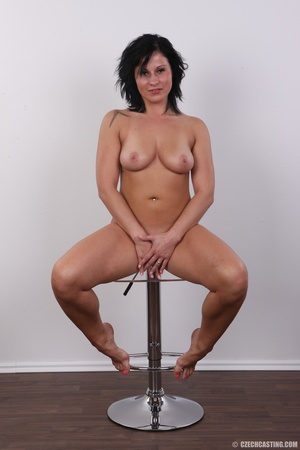 Tanned hot wild fire chick shows bouncy  - XXX Dessert - Picture 20