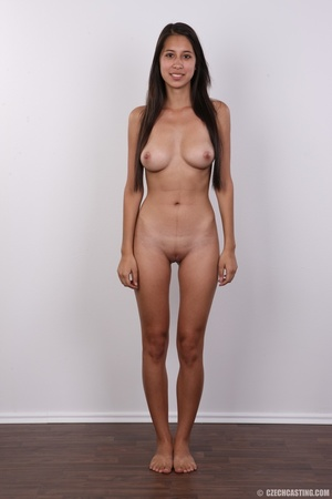 Fill breasted sweet slender girl shows t - XXX Dessert - Picture 18