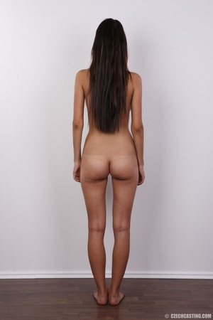 Fill breasted sweet slender girl shows t - XXX Dessert - Picture 20
