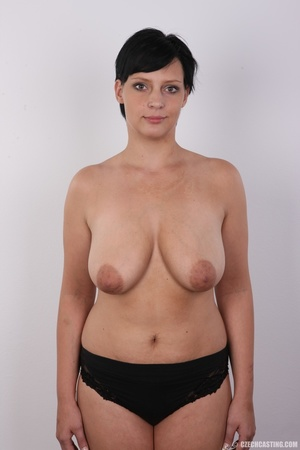 Plum but sexy and sweet big tits lady sh - XXX Dessert - Picture 11