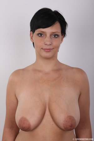 Plum but sexy and sweet big tits lady sh - XXX Dessert - Picture 12