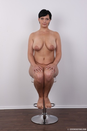 Plum but sexy and sweet big tits lady sh - XXX Dessert - Picture 18