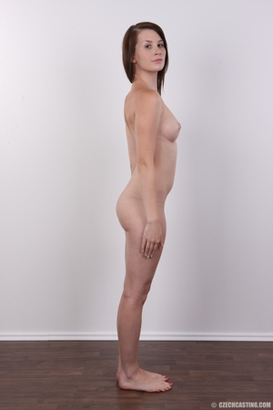 Hot looking young brunette shows tits wi - XXX Dessert - Picture 16