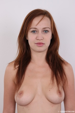 Really pretty chick with blue eyes shows - XXX Dessert - Picture 11