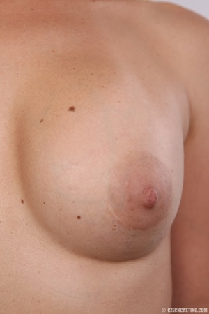 Naughty blonde lady with blue eyes shows - XXX Dessert - Picture 12