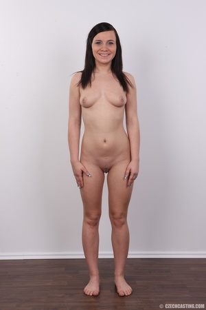 Young happy beauty smiles as she models  - XXX Dessert - Picture 9